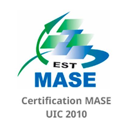EST MASE Certification MASE UIC 2010
